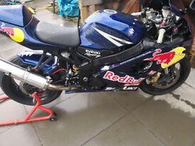 Suzuki gsxr600 k4