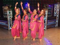 Join a dance group ( Bollywood Giddha Bhangra Classes )