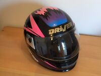 Driver Motorcycle helmet - 57 -58 cms size