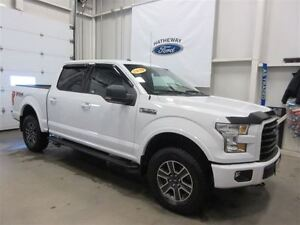 2015 Ford F-150 XLT,302A SPORT PACKAGE