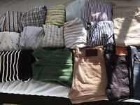 Mens Clothes Whole Lot Branded 20 off M size