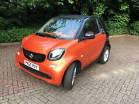 Smart Fortwo 1.0 Passion 3950miles ONLY