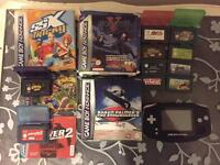 Nintendo Gameboy Advance Bundle