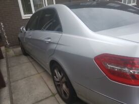 E350 Cdi 57,000 1 0wner from new if interested please ring me