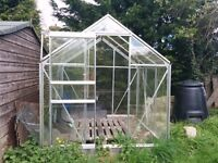 Greenhouse 6×6ft