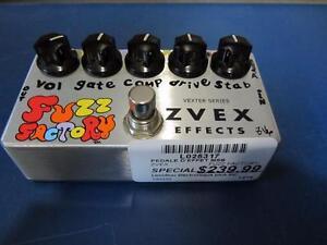 Pedale d'effet de marque ZVEX