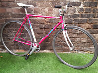 Giant Team Retro Racer to fixie like convert, 54cm Cro-mo Frame, VGC! SERVICED
