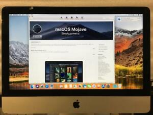 Ultra Thin Imac A1418(i5 4th Gen/8G/500G/Airport/Webcam/Support 2 Monitors)$659