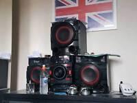 LG 700w Hifi system (1month old)