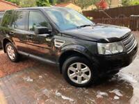 Land Rover Freelander 2 diesel gs 2012 62 reg