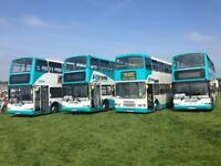 BUSES EXCETERA- Hire a Double Deck Bus- Tickets & Fares- School Plus+