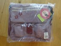 Nappy bag / changing bag - new and unused!