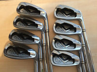 SRIXON XX-10 - Men's GOLF IRONS 5-SW+AW *VGC*