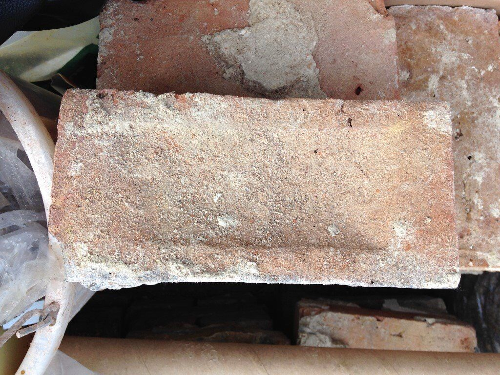 Free to Collector Old Bricks