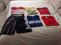 Bundle Of boys clothing