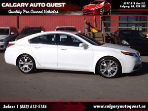 2013 Acura TL Elite SH-AWD/NAVI/B.CAM/LEATHER/ROOF