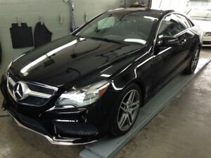 2014 Mercedes-Benz E-Class E350 4MATIC AMG SPORT PACKAGE-PREMIUM