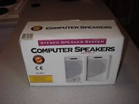 PC speakers for sale.