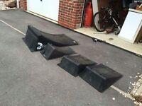 BMX Ranps,