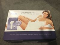 IPL hair removal Phillips - Immaculate condition