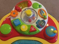 Babies R Us - Play and Go 2 in 1 Activity Walker