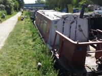 Narrowboat Project