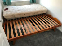 2 x Single Beds (hardly used)