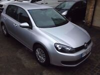 Volkswagen Golf 1.4 S 5dr Full service history- 1.4 very economical- 3 MONTHS WARRANTY T&C APPLIED