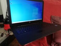 Hp 250g4 laptop. Windows 10 Hdmi 15.6. Core i5