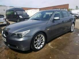 BMW 525D SE 4DR SALOON.. 6SPD MANUAL.. 06 PLATE
