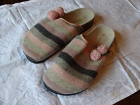 New Accessorize slippers. Size 7.