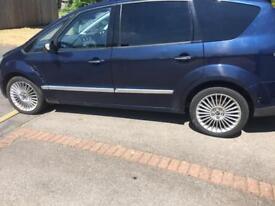 "18"" alloy wheels set Ford, Jaguar 5x108"