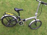 Apollo fold up bike (compact)