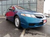 2011 Honda Civic DX-G 4dr economical