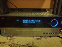 Harman Kardon AVR 140 + 5 TS7 Home Cinema Speakers Good Condition £250