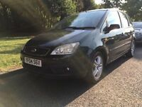 2004 Ford FOCUS C-MAX. BRILLIANT DRIVE.RECENTLY SERVICED.SERVICE HISTORY.E/W.WARRANTY OFFERED.NO VAT
