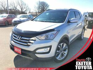2015 Hyundai Santa Fe Sport LOADED LIMITED