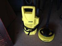 Karcher K2.50 Power Washer + Patio Cleaner