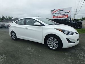 2014 Hyundai Elantra GLS!! AUTOMATIC!! CERTIFIED!