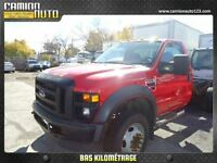 2008 Ford F-550 DOMPEUSE, SALEUSE