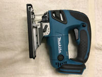 A brand new Makita DJV180 Jig Saw. Bare body only.