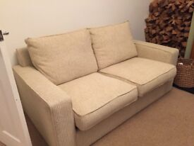 Double Sofa Bed - Excellent Condition