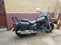 Daystar motorcycle