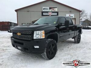 2012 Chevrolet SILVERADO 2500HD 3.5 R/C LIFT WHEEL/TIRE PACKAGE!
