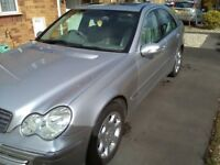 Mercedes C200 KOMP Elegance For Sale