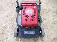 mountfield push mower