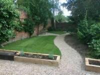 Landscape gardener/ Gardener
