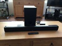 100 watt bush sound bar
