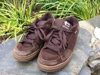 Etnies skateboard/trainer shoes size 7
