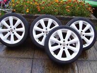 Alloy Wheels Vauxhall Astra